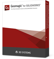 Buy now Geomagic for SOLIDWORKS | Artec 3D